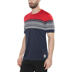 Aclima M's DesignWool Marius Merino T-Shirt Original